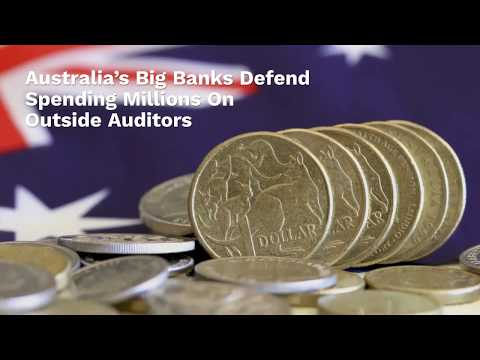 Australia's Big Banks Defend Outside Auditors