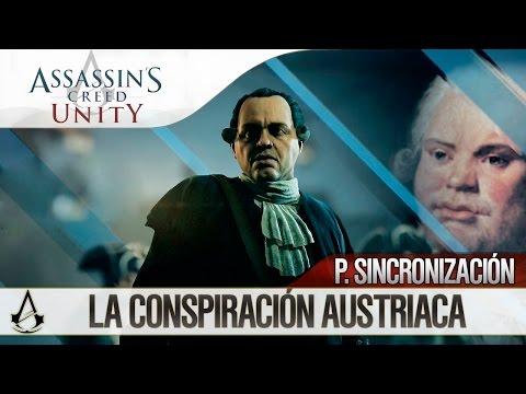 Assassin's Creed Unity | Localización Puntos de Sincronización | La Conspiración Austriaca