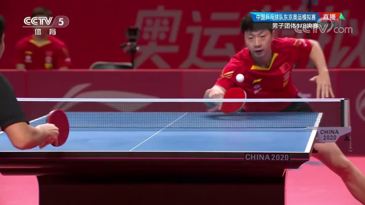 Download [HD] Ma Long vs Zeng Beixun | 1/8 Chinese Simulation for Tokyo 2021 (teams)
