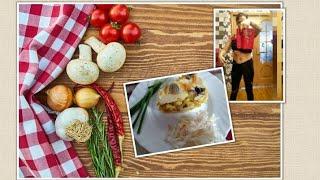 Меню 176. Как похудеть без диет навсегда. Здоровое питание. ПП рецепты. готовим суп 🍜😋