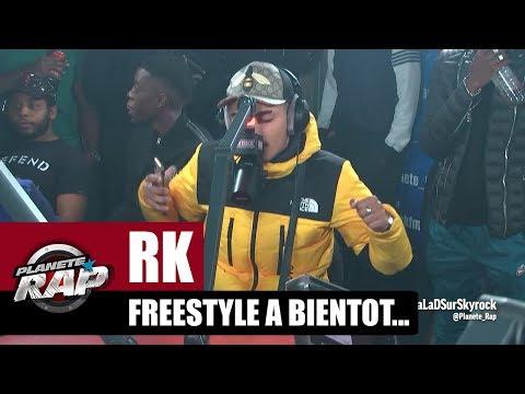 RK - Freestyle à Bientôt...   #PlanèteRap