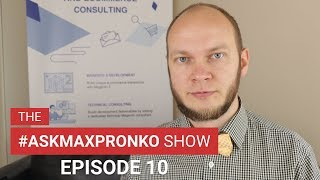 Ask Me Anything Episode 10 - Multi-website, passing Magento 2 developer exam, developer tools