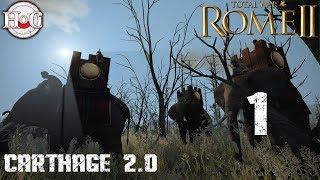 Carthage 2.0 - Total War: Rome 2 Ancestral Update - Part 1