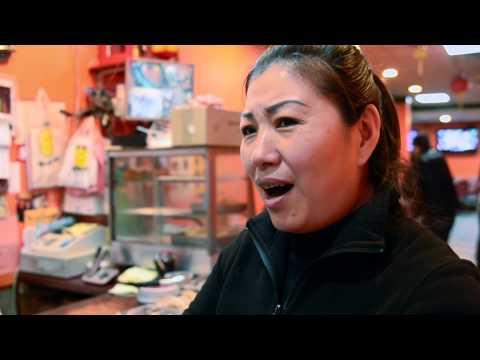 Gentrification of New York Chinatown