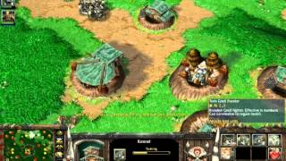 Warcraft III COTC Preview Gnoll vs Satyr Part 2 of 5
