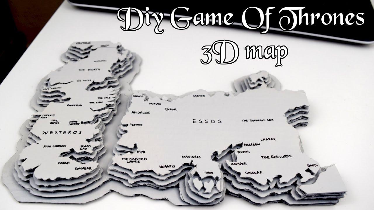 DIY Game of Thrones 3D cardboard map Game Of Thrones D Map on game of thrones riverlands map, game of thrones castles, game of thrones bravo 's map, game of thrones westeros map, game of thrones winterfell, game of thrones google map, from game of thrones map, game of thrones wolf, game of thrones cities, game of thrones geography, game of thrones books, game of thrones comic tower of joy, game of thrones full world map, game of thrones web map, best game of thrones map, game of thrones puzzle, game of thrones map the south, game of thrones maps pdf, game of thrones map poster,