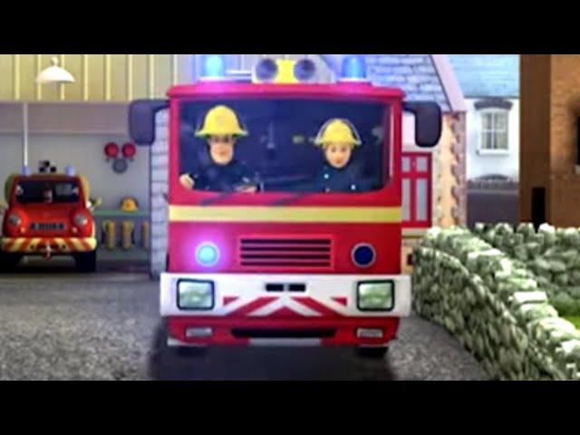 Feuerwehrmann Sam 🌟 Spannende Rettung mit dem Feuerwehrauto 🚒 Kinderfilm
