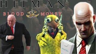 Hitman Blood Money: Balding Man Goes Insane [Livestream]