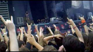 Lamb Of God - Black Label at Sonisphere Festival UK 2009