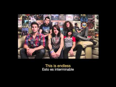 Mayday Parade - The Memory HD (Sub español - ingles)