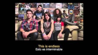Mayday Parade - The Memory HD (Sub español - ingles)