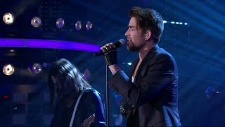 Adam Lambert - Another Lonely Night (Swedish Idol 2015) - Idol Sverige (TV4)