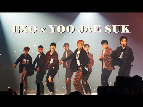 [FULL] 160911 EXO &YOO JAE SUK - Dancing King EXO'rDIUM In BKK