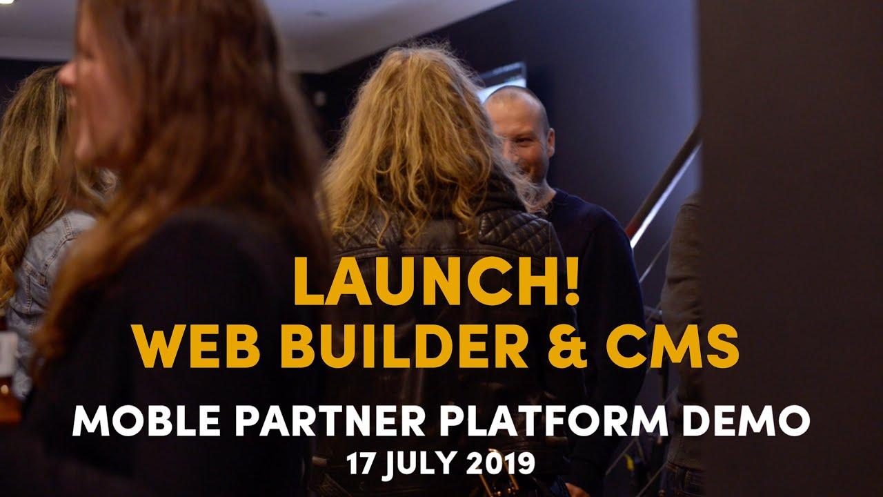 Download MOBLE CMS Partner Platform Demo