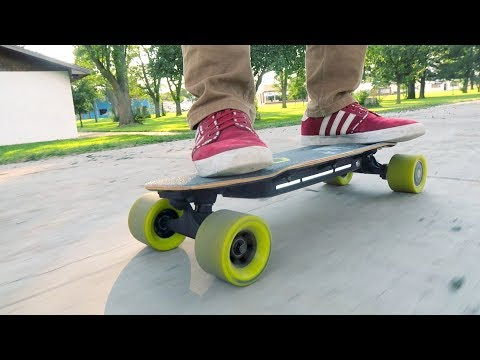 The BEST Electric Skateboard For $300!! Acton Blink 2nd Gen Unboxing & In Depth Test