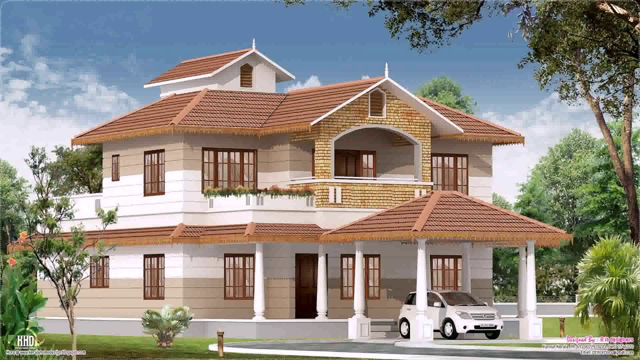 Kerala House Plans Pdf Free Download Youtube