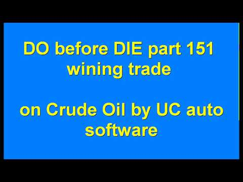 DO before DIE part 151 Automated Algo Trading Software from Ultachaal on MCX Crude Oil