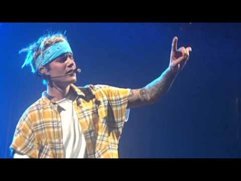 No Sense, Justin Bieber, Louisville KY 4/20/16