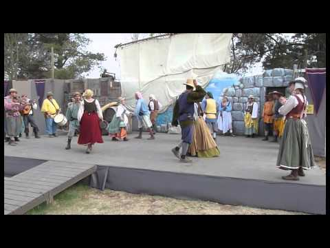 """""""Newcastle,"""" an English Country Dance"""