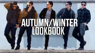 MEN'S FASHION: AUTUMN/WINTER LOOKBOOK (CASUAL & DRESSY) | JAIRWOO