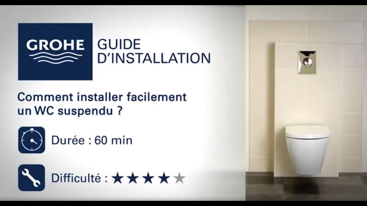 Comment Installer Toilette Suspendu ▷ choisir un wc suspendu → fixation • critères • prix