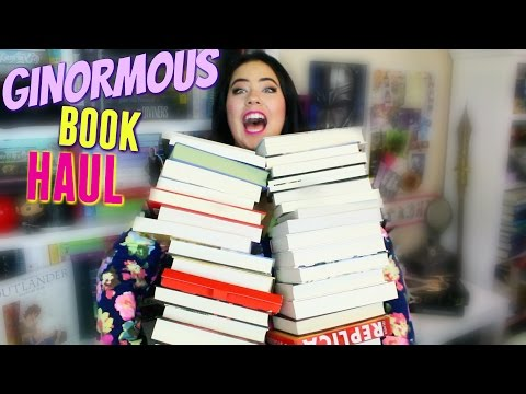 A WHOLE NEW GINORMOUS BOOK HAUL