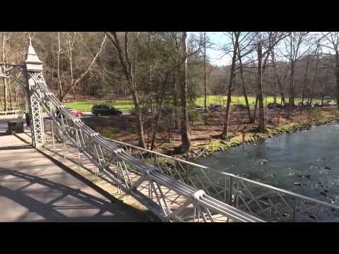 MILLS CREEK PARK AND THE REMAINS OF IDORA PARK YOUNGSTOWN OHIO DJI PHANTOM