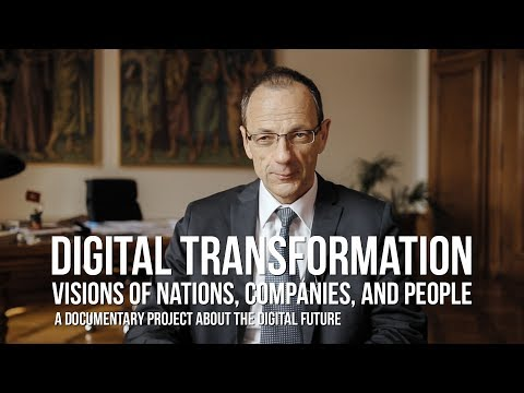 Digital Transformation: Interview with Lino Guzzella, Swiss Federal Institute of Technology (ETH)