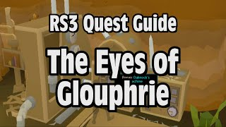 RS3: The Eyes of Glouphrie Guide - RuneScape
