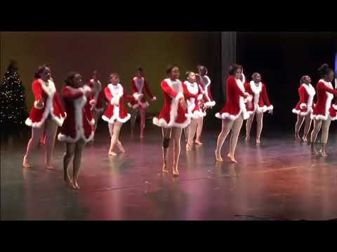 """Segments from Holiday Nights"" - DSA Dance Department, 2017 Noel Night"
