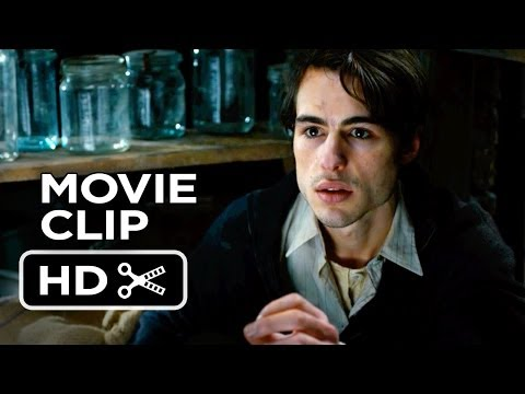 The Book Thief Movie CLIP - Make The Words Yours (2013) HD