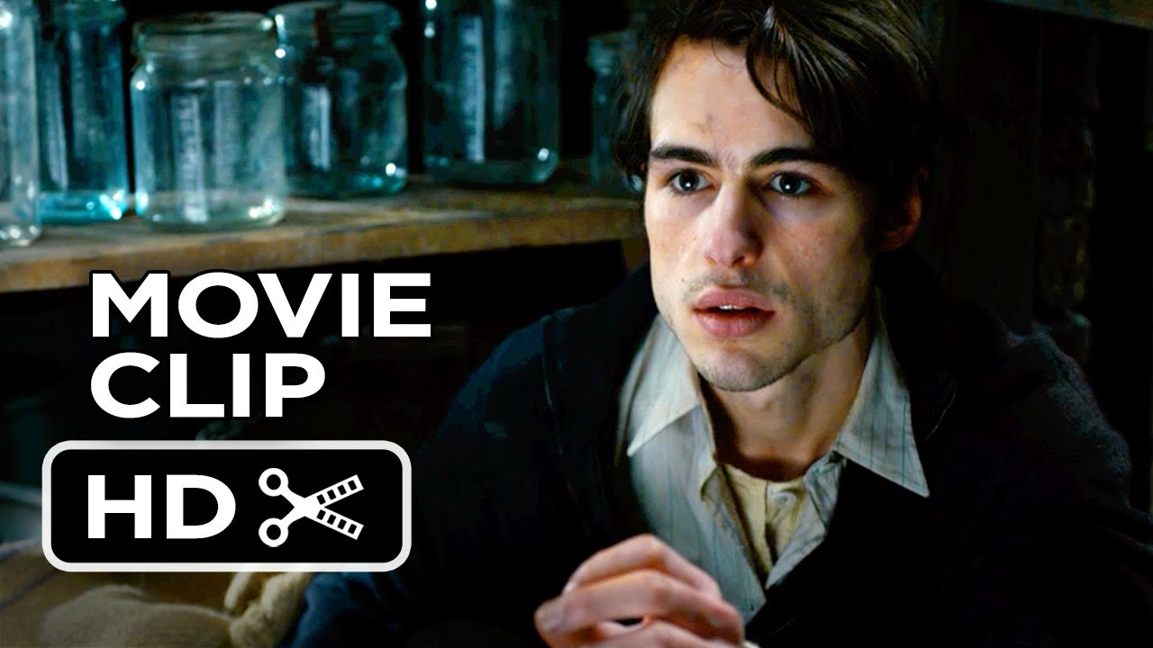 the book thief movie clip make the words yours 2013 hd