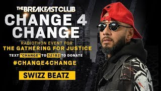 Swizz Beatz Donates Same Day He Graduates Harvard University