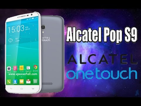 Alcatel Pop S9 4G 7050y Full HD unboxing