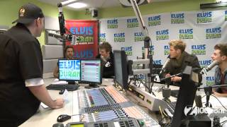 Lawson Interview @ Z100 on February 1,2013