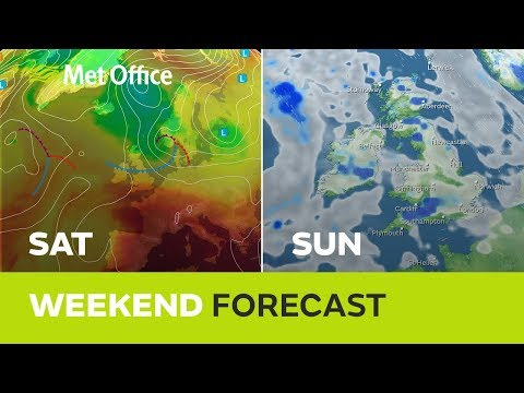 Weekend Weather – Fine For Most 04/07/19