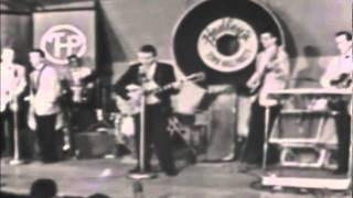 Eddie Cochran on Town Hall Party - part 1