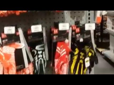 $45.00 For Some Sticky Gloves??!