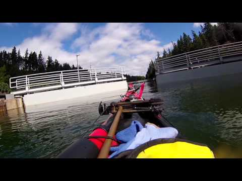 kayak adventures,st peters canal-grand narrows ns