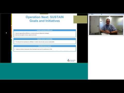 Operation Next: Sustain