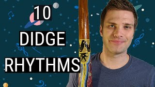 10 Didgeridoo Rhythms from Basic to Advanced