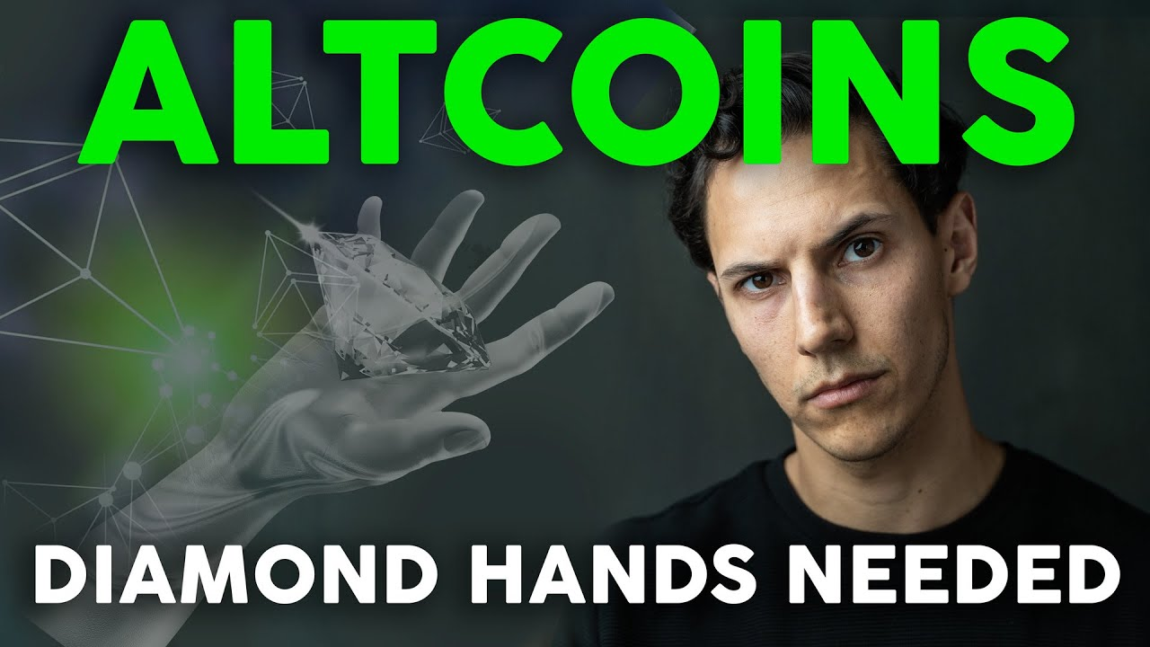 Altcoins are Mooning! Do you have diamond hands?   Get Rich with Crypto