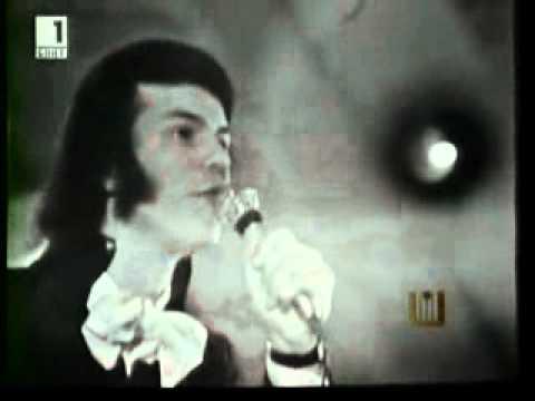Salvatore Adamo - Le neon (1972) Recital At the Festival The Golden Orpheus