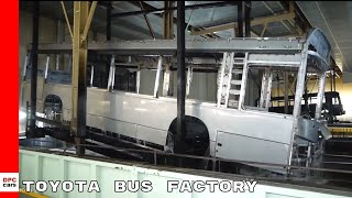 Toyota Fuel Cell Bus Sora Factory