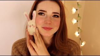 ASMR Needle Felting & Soft Spoken Rambles
