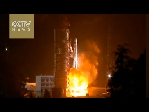 China launches first mobile telecom satellite
