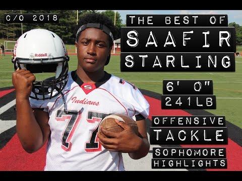 SAAFIR STARLING 6