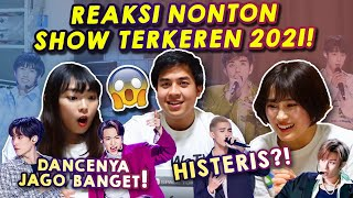 DARI HARVARD UNIVERSITY JADI IDOL!? SERU NIH! - REACTION SHOW CHUANG 2021