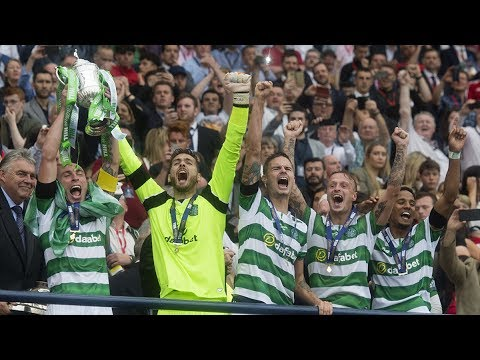 Celtic 21 Aberdeen  William Hill Scottish Cup Final 201617