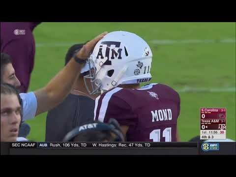 Texas A&M vs South Carolina - (FULL HD) - September 30, 2017 - College Station, TX